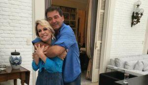 Ana Maria Braga terminou seu quarto casamento após o marido maltratar funcionários (foto: Reprodução)