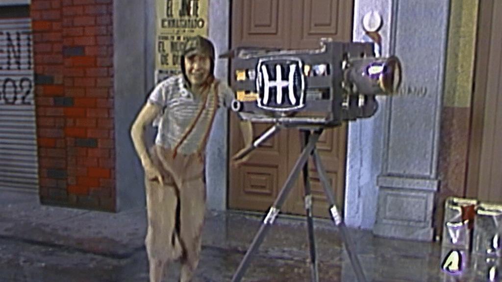 Depois das novelas mexicanas, a Globo também quer Chaves (foto: Reprodução)