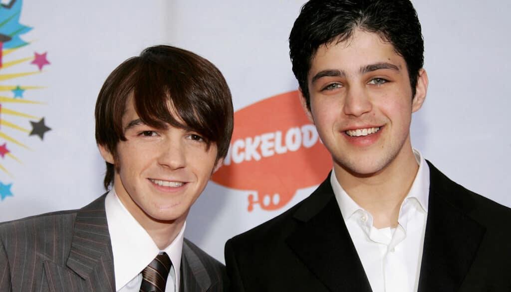 Drake Bell e Josh Pack foram protagonistas da série Drake & Josh (foto: Reprodução)