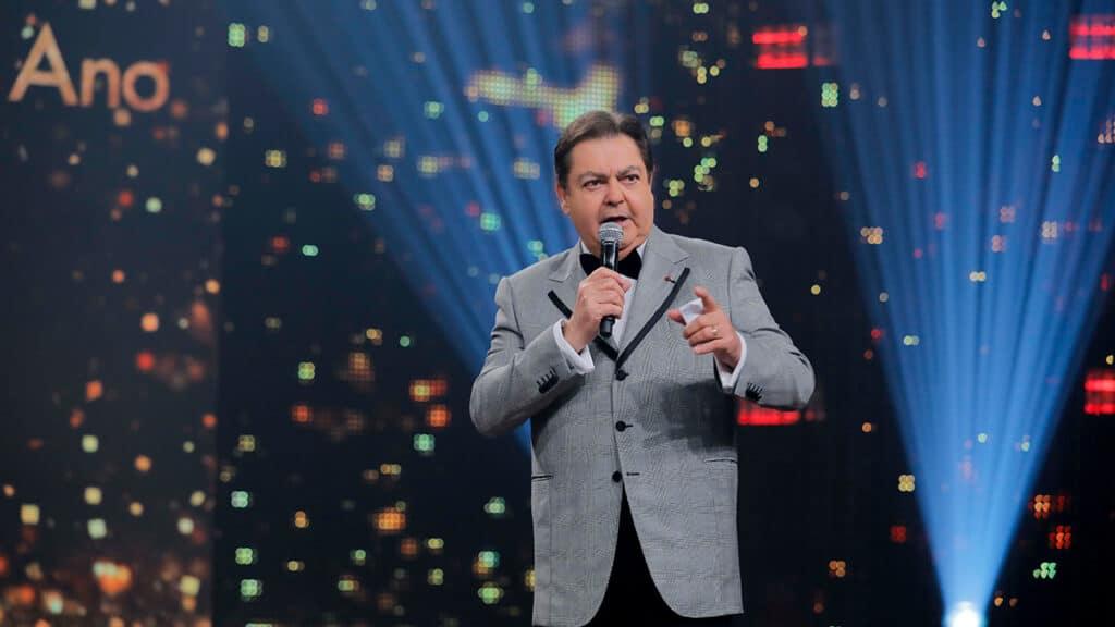 No último ano de Faustão na Globo, a emissora não realizará a premiação Melhores do Ano (foto: Globo/Victor Pollak)