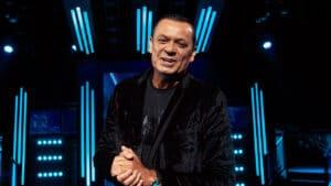 Frank Aguiar será jurado do reality musical Revelações Brasil (foto: TV Aparecida/ Juan Ribeiro)