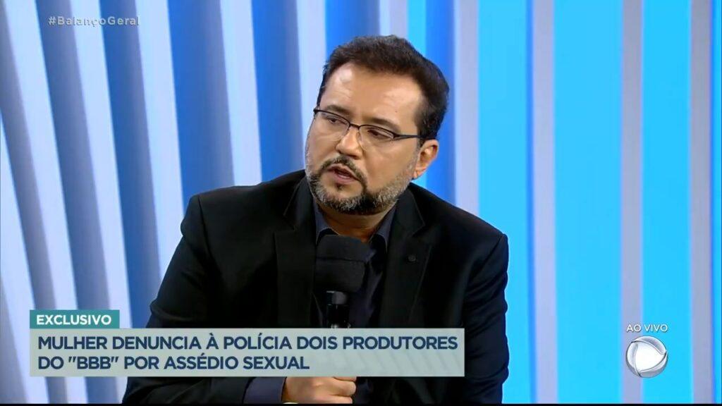 Record exibirá reportagem de suposto crime envolvendo produtores do Big Brother Brasil (foto: Reprodução/Record)