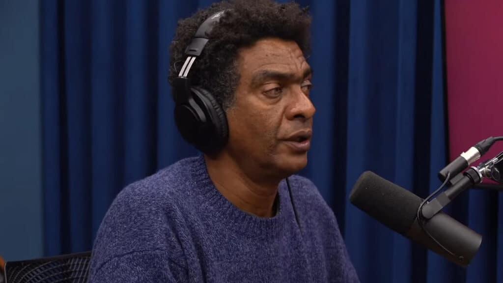Hélio de La Peña contou em entrevista que usa o racismo sofrido no seu cotidiano para escrever seus shows (foto: Reprodução)