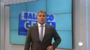 Henrique Chaves apresentou a edição especial do Balanço Geral DF na Record Brasília (foto: Reprodução)