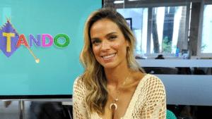 Lígia Mendes pediu demissão do TV Fama e deixará a RedeTV! (foto: Divulgação/RedeTV!)