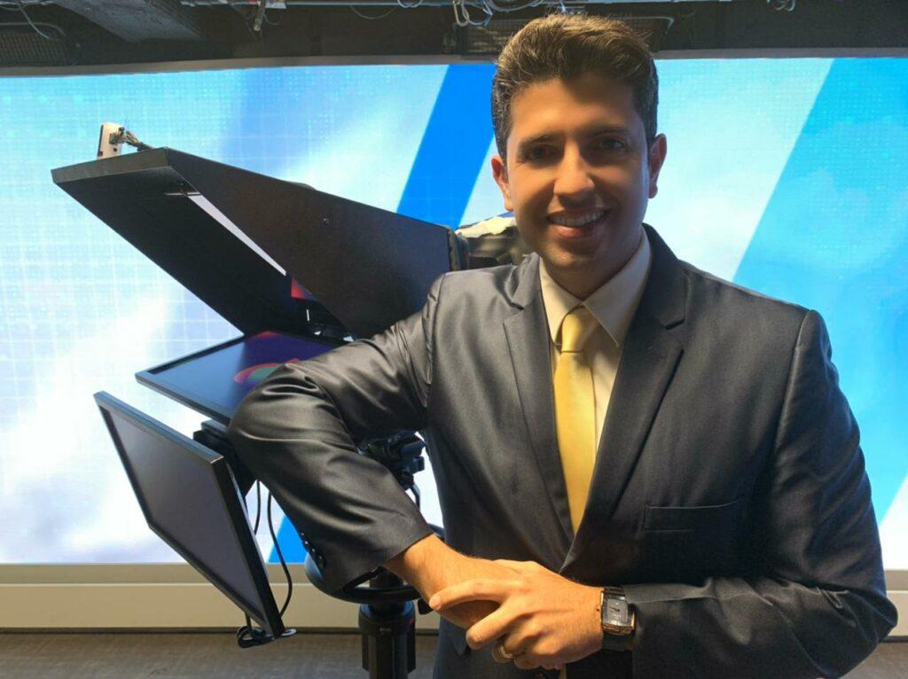 Maicon Mendes é contratado pela Jovem Pan (foto: Divulgação)