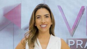 Patricia Abravanel é promovida por Silvio Santos e terá programa no horário nobre de domingo no SBT (foto: SBT/ Gabriel Cardoso)