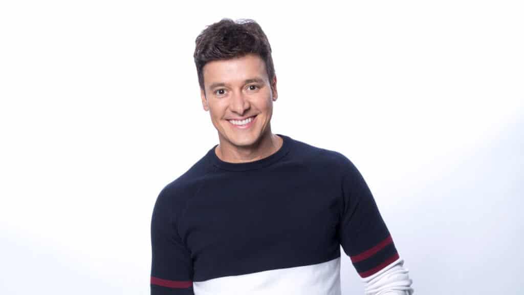 Rodrigo Faro terá reality show para tentar salvar o Hora do Faro (foto: Record/Antonio Chahestian)
