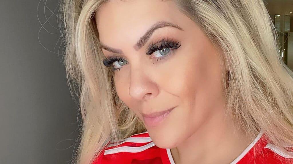 Apresentadora do Jogo Aberto, Renata Fan se disse humilhada após o Inter levar goleada do Fortaleza no Campeonato Brasileiro (foto: Reprodução/Instagram)