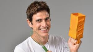 Reynaldo Gianecchini está entre os alvos da Receita Federal contra a Globo (foto: Globo/Fabio Rocha)