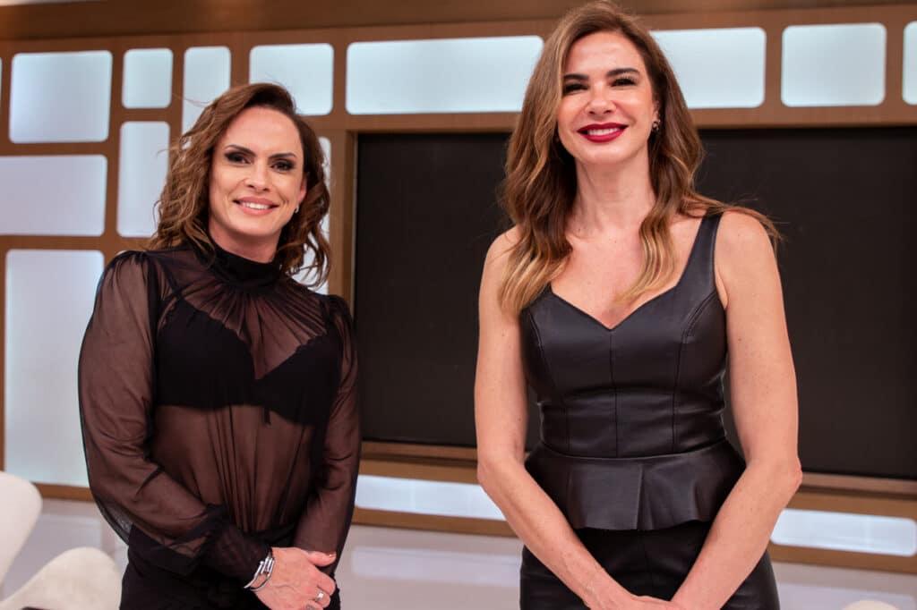 Em entrevista ao SuperPop, Nubia Oliiver diz que sua depressão está voltando após ser acusada de aliciar mulheres (foto: Divulgação/RedeTV!)