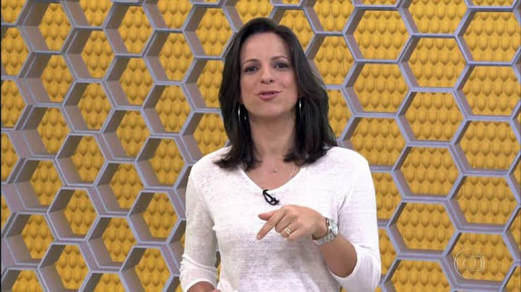 Viviane Costa foi apresentadora do Globo Esporte na Globo Brasília (foto: Reprodução)