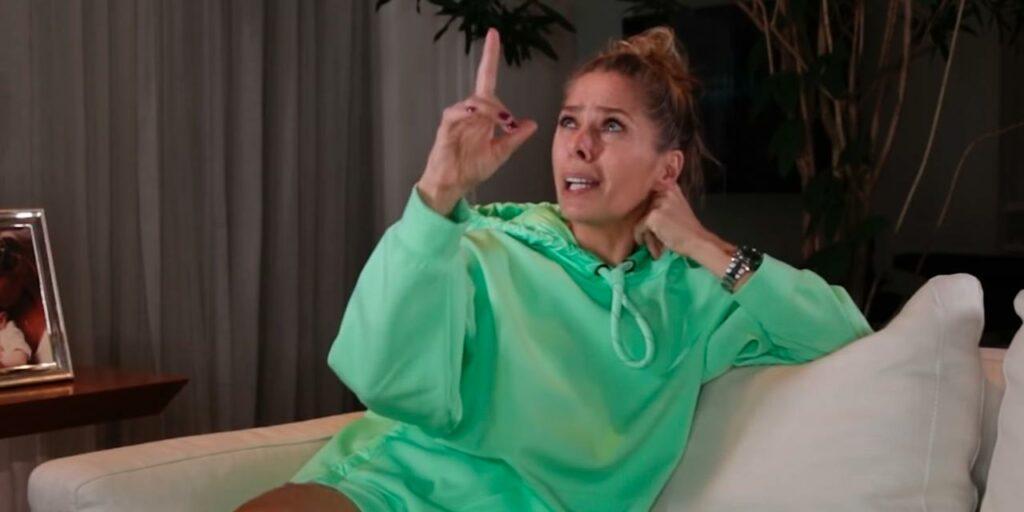 Adriane Galisteu falou sobre sua vida sexual em seu canal no YouTube (foto: Reprodução)