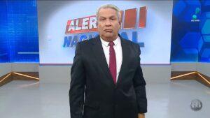 Comandado por Sikêra Jr., Alerta Nacional teve a sua edição mais assistida de 2021 (foto: Reprodução/RedeTV!)