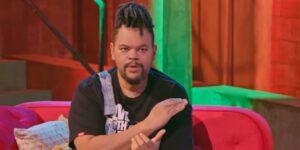 Babu Santana decidiu investir na indústria musical (foto: Reprodução/Multishow)