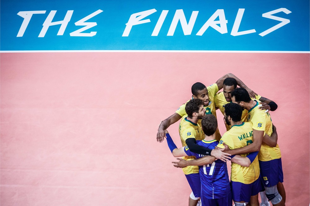 Final da Liga das Nações de Vôlei será transmitida pela Globo (foto: Reprodução)