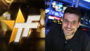 Carlos Eduardo Luiz era diretor do TV Fama, foi demitido e acabou recontratado logo depois (foto: Reprodução/RedeTV!)