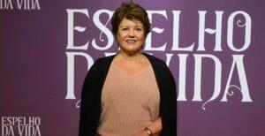 Elizabeth Jhin foi demitida pela Globo após mais de três décadas na emissora (foto: César Alves/TV Globo)