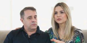 Diretor do SBT, Fernando Pelegio é casado com a confeiteira Beca Milano (foto: Reprodução)