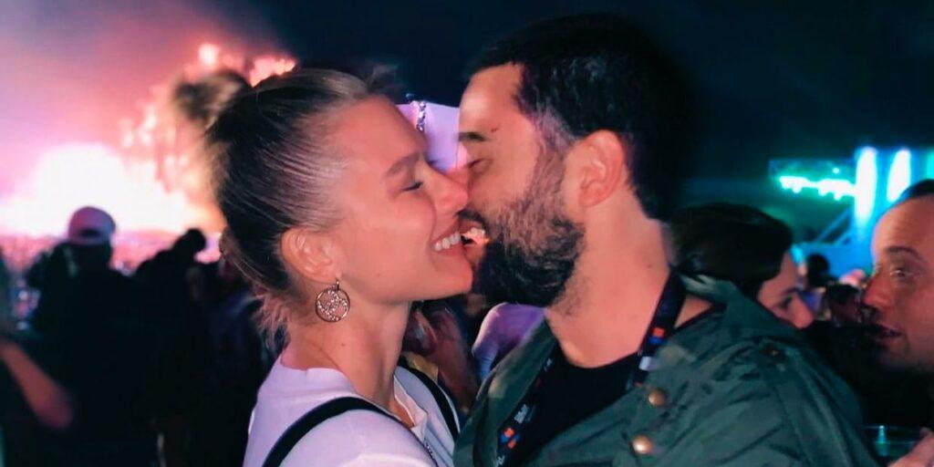Ex-apresentadora do Vídeo Show, Fiorella Mattheis se casou com herdeiro da Globo (foto: Reprodução)