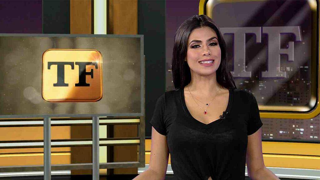Flávia Noronha pediu demissão da RedeTV! após 13 anos (foto: Reprodução/RedeTV!)