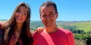 Fernando Versiani, pai de Gabriela Versiani, teve um infarto fulminante (foto: Reprodução)