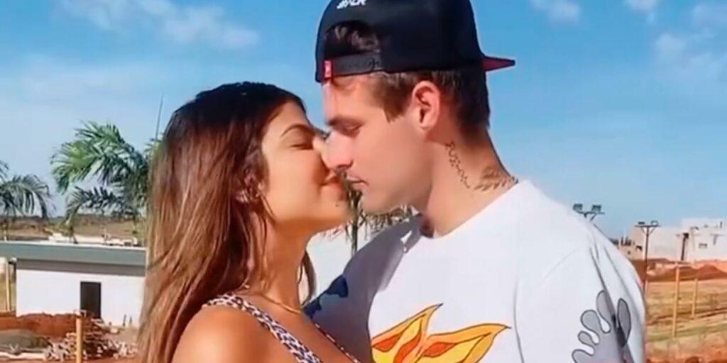 Pedro Rezende falou toda a verdade sobre seu relacionamento com Hariany Almeida (foto: Reprodução)