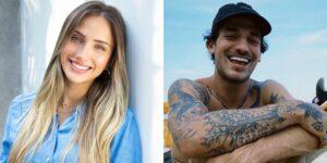 Patrícia Moreira e Igor Adamovich tiveram um filho juntos (foto: Reprodução)