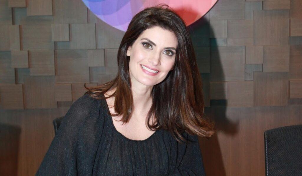 Isabella Fiorentino não acredita que Esquadrão da Moda terá nova temporada (foto: Reprodução/SBT)