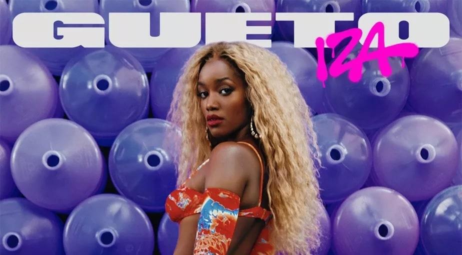 Gueto é o primeiro single do próximo álbum de Iza (foto: Divulgação)