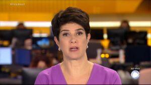 Mariana Godoy no Fala Brasil de 21 de junho: recorde de audiência (foto: Reprodução/Record)