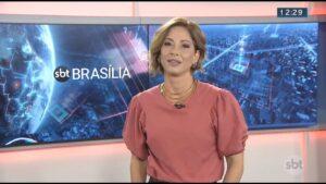 Neila Medeiros não trabalha mais na emissora de Silvio Santos (foto: Reprodução/SBT)