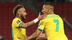 Neymar e Richarlison podem ficar de fora da Copa América; SBT teme prejuízo com o torneio (foto: Divulgação/Agência Brasil)