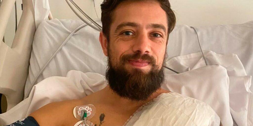 Rafael Cardoso passou por uma cirurgia de emergência (foto: Reprodução)