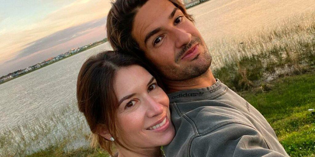 Rebeca Abravanel trocou o SBT pela vida com Alexandre Pato nos EUA (foto: Reprodução)