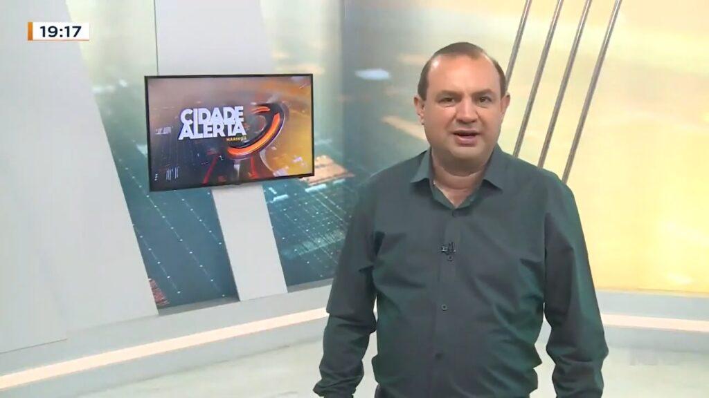 Ricardo de Jesus Souza, o Salsicha, preferiu continuar jabá do que socorrer merchandete (foto: Reprodução/RIC Record)
