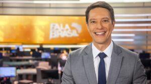 Relação de Sérgio Aguiar com a equipe do Fala Brasil tem ido de mal a pior (foto: Edu Moraes/Record)
