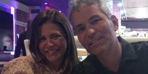 Simone e Márcio Poncio decidiram deixar o Brasil por pelo menos seis meses (foto: Reprodução)