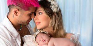 Depois de Maria Alice, Virginia e Zé Felipe já planejam nova gravidez (foto: Reprodução)