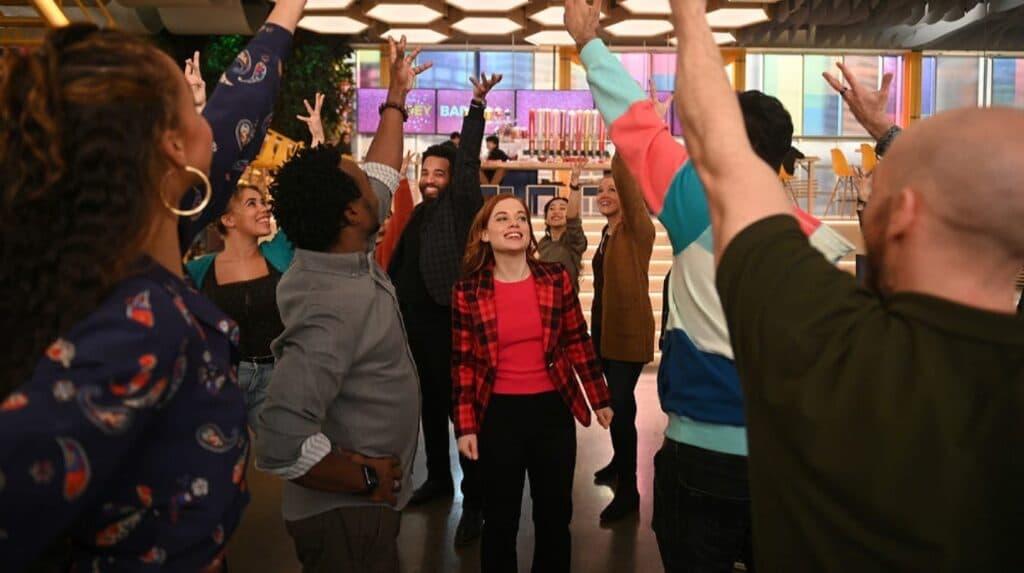 Zoey e Sua Fantástica Playlist é um dos atuais destaques do Globoplay (foto: Reprodução)