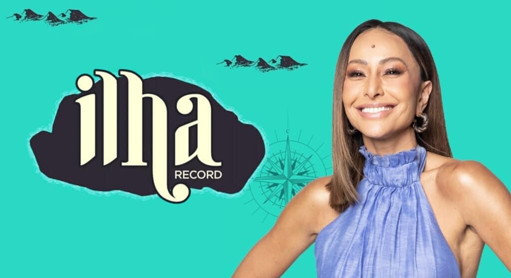 Ilha Record é uma das principais apostas da Record para o segundo semestre (foto: Divulgação/Record)