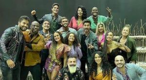 SBT virou abrigo para parte dos ex-participantes de No Limite (foto: Divulgação/TV Globo)