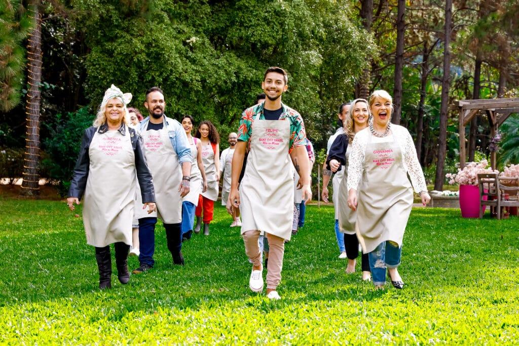 SBT estreia sétima temporada do Bake Off Brasil; conheça os participantes (foto: SBT/Beatriz Nadler)