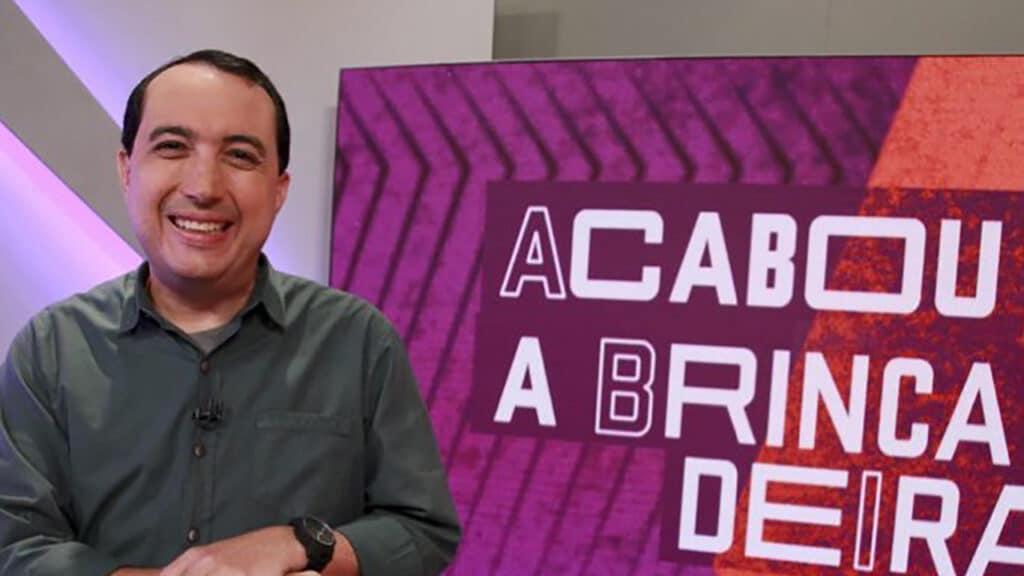 Carlos Cereto deixou a Globo após atritos com a chefia do Esporte (foto: Reprodução)