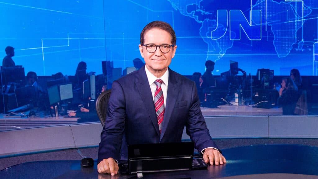 Carlos Tramontina voltará ao comando do SP2 na próxima semana (foto: Globo/João Cotta)