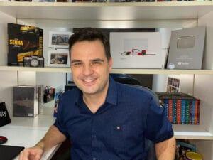 Chico Garcia é um dos integrantes do programa Jogo Aberto, da Band (foto: Reprodução)