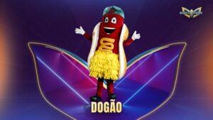 Fantasia Dogão de The Masked Singer Brasil