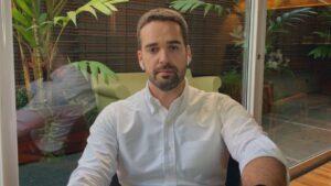 Eduardo Leite falou sobre sua homossexualidade em entrevista para Pedro Bial na Globo (foto: Reprodução/Globo)