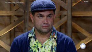Ex-integrante do Pânico, Evandro Santo participou do reality show A Fazenda na Record (foto: Reprodução)