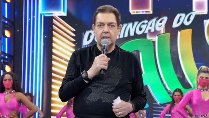 Band confirmou que Faustão estreia em janeiro na emissora (foto: Reprodução/Globo)